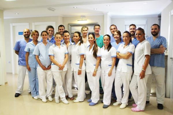 Equipo - Implante Dental Málaga - Prodentis
